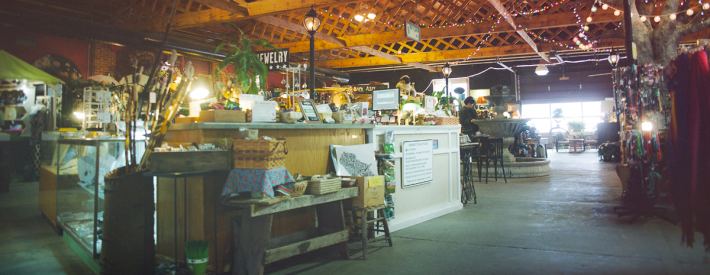 Inside of Viroqua Main Street Market