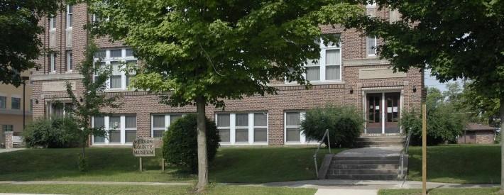 Vernon County Museum Brick Building