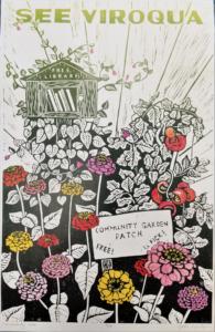 Poster by Natalie Hinahara